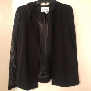 BCBG black casual jacket